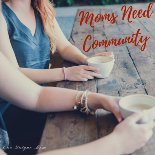 Moms Need Community
